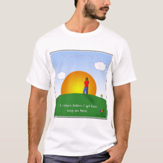 Gone To Find Myself .. T-Shirt
