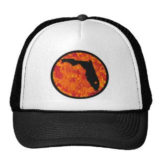 GONE TO FLORIDA TRUCKER HAT