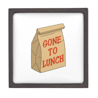 Gone to Lunch Premium Gift Boxes