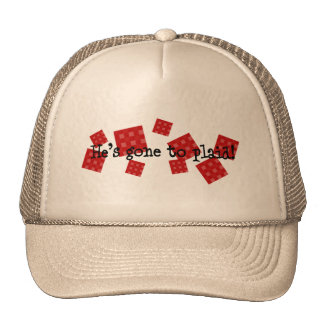 Gone to Plaid Hat