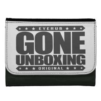 GONE UNBOXING - I Unbox & Review Gadgets On Videos Leather Wallets