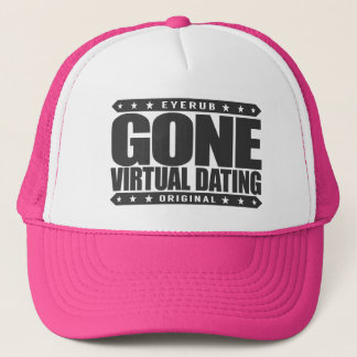 GONE VIRTUAL DATING - Love Video Game Blind Dates Trucker Hat