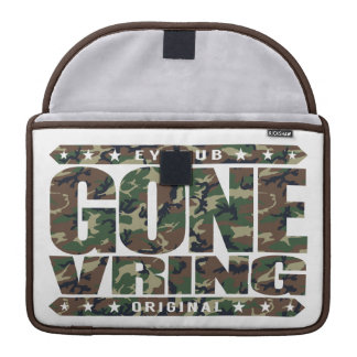 GONE VRING - Computer Simulated Virtual Reality MacBook Pro Sleeves