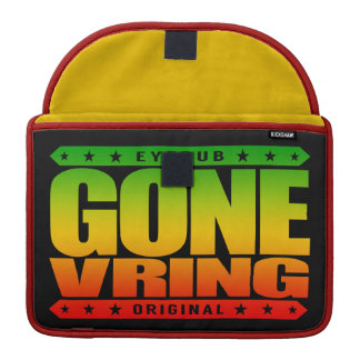 GONE VRING - Computer Simulated Virtual Reality Sleeves For MacBook Pro