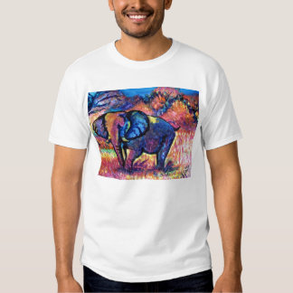 Gone Wild Elephant Shirts