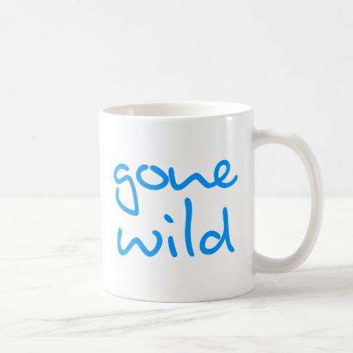 gone wild kaffee tassen