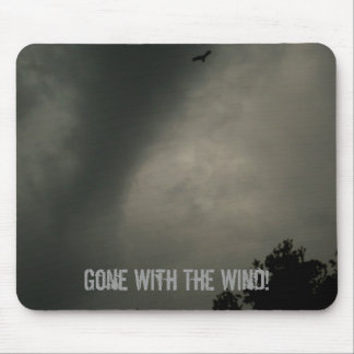Gone With The Wind! Mouse Pad