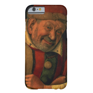 Gonella, the Ferrara court jester, c.1445 Barely There iPhone 6 Case