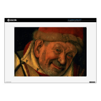 """Gonella, the Ferrara court jester, c.1445 Decal For 15"""" Laptop"""