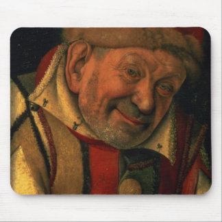 Gonella, the Ferrara court jester, c.1445 Mouse Pad