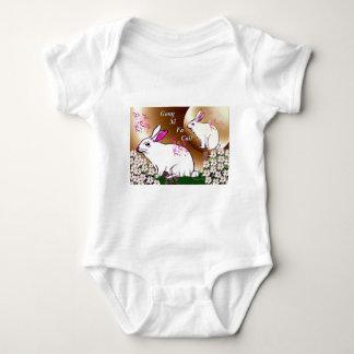 Gong  Xi Fa Cai Baby Bodysuit