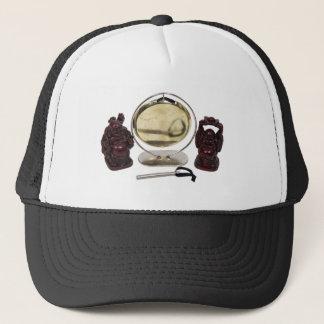 GongAndBuddah092609 Trucker Hat