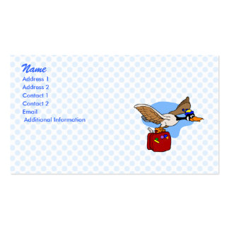Gonna Goose Business Card