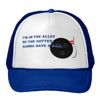 Gonna Have a Ball Cap Trucker Hat