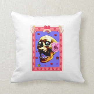 """Gonna Luv Ya' 2 Death!!!"" Front and Back Pillow"