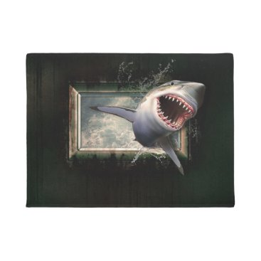"Beach Themed Gonna Need a Bigger Porch 18"" x 24"" Door Mat"