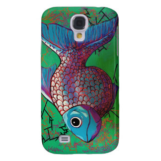 Gonza Beta Fish Galaxy S4 Case