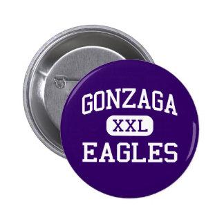 Gonzaga - Eagles - College - Washington Button