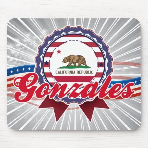 Gonzales, CA Mouse Pad