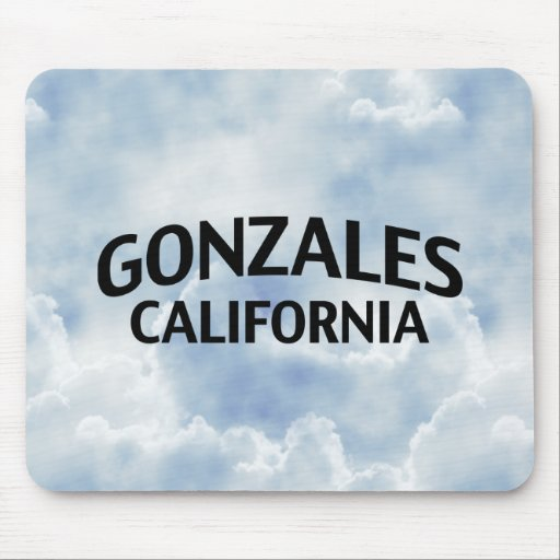Gonzales California Mouse Pads