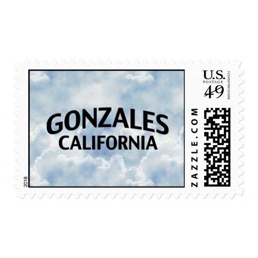 Gonzales California Sellos