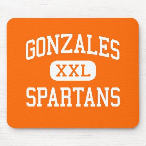 Gonzales - Spartans - High - Gonzales California Mouse Mats