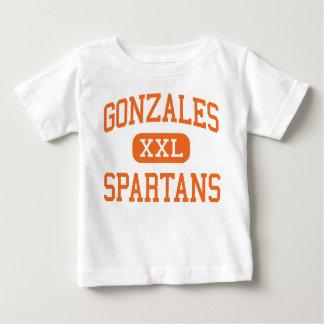 Gonzales - Spartans - High - Gonzales California Tshirts