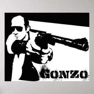 Gonzo#1 - Fine Art Print