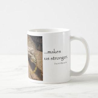 Gonzo and the scorpion coffee mug