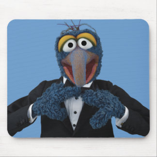 Gonzo in a Suit Mouse Pads