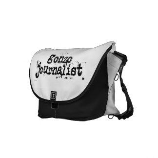 Gonzo Journalist Courier Bag