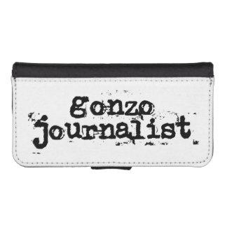 Gonzo Journalist Phone Wallet Case