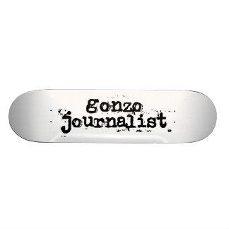 Gonzo Journalist Skateboard Deck