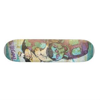 Goo Fuckin' Gaa Skateboards