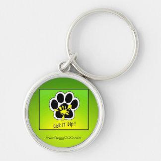 Goo Key Chain or Doggy Tag