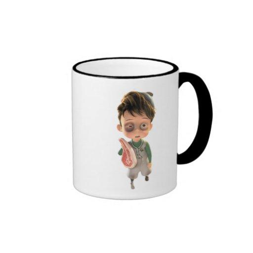 Goob with a Black Eye Disney Coffee Mug