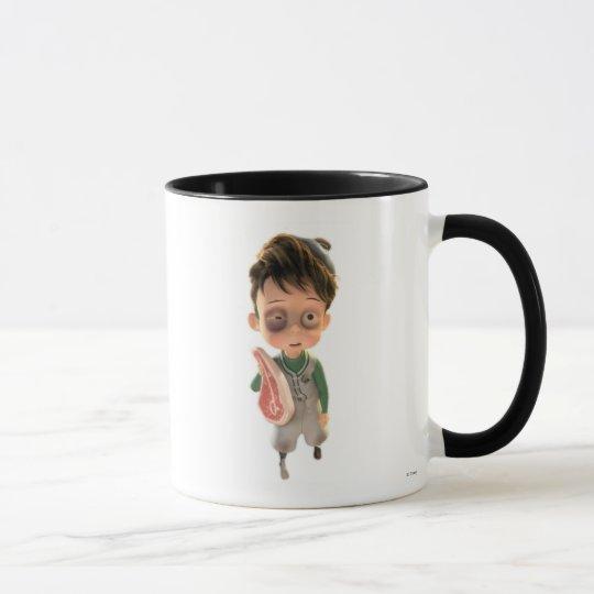 Goob with a Black Eye Disney Mug