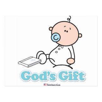 GoochiCoo - el regalo de dios Postales