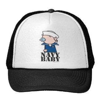 Goochicoo - Navy Baby Trucker Hat