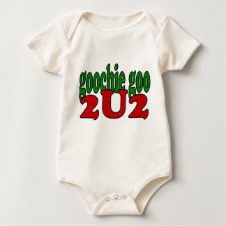 Goochie Goo 2U2 Baby Bodysuit