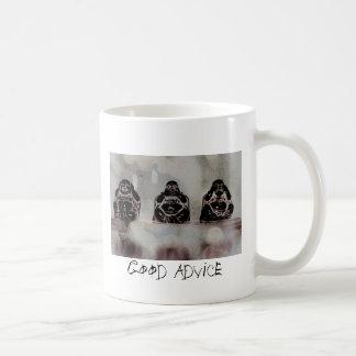 Good Advice Coffee Mug
