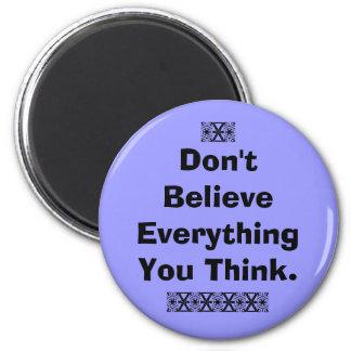 good advice fridge magnet