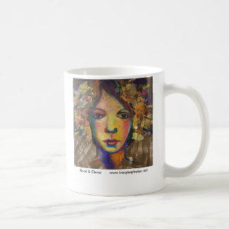 Good and Clever Classic White Coffee Mug