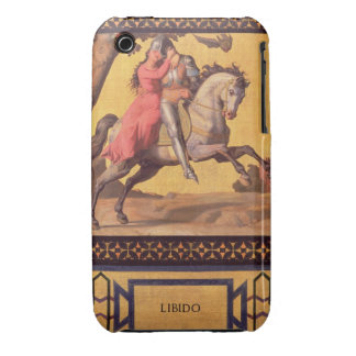 Good and Evil: Libido, 1832 (detail of 89709) (oil iPhone 3 Cover