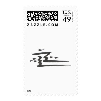 Good and Evil Stamp
