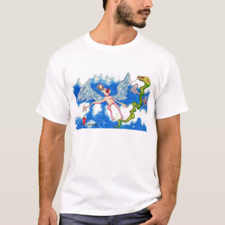 """""""Good and Evil"""" T-Shirt"""