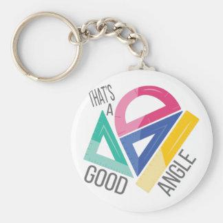 Good Angle Keychain