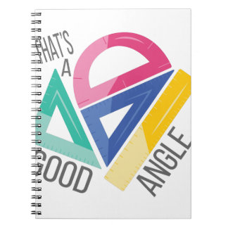 Good Angle Notebook
