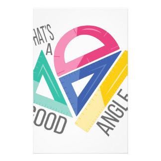 Good Angle Stationery