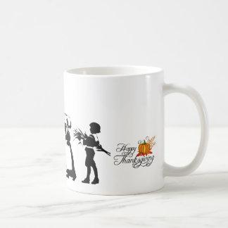 Good app�tit for Thanksgiving - Coffee Mug
